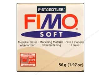 Everything You Love Sale Clays: Fimo Soft Clay 56gm Sahara