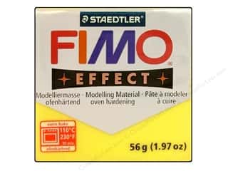 Fimo Soft Clay 56gm Transparent Yellow