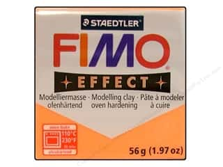 Art, School & Office Fimo Soft Clay 56gm: Fimo Soft Clay 56gm Transparent Orange