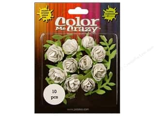 Clearance Petaloo Color Me Crazy: Petaloo Color Me Crazy Petite Mini Roses 10pc