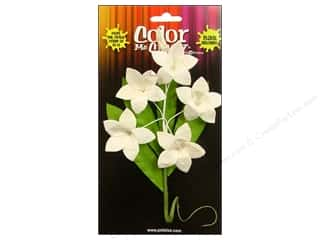 Petaloo Color Me Crazy Orchid Spray Plumeria 6pc