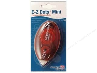 Glue Dots 40 ft: 3L Scrapbook Adhesives E-Z Dots 26 ft. Mini Permanent