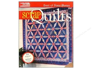 Leisure Arts: Leisure Arts Scrap Quilts Book