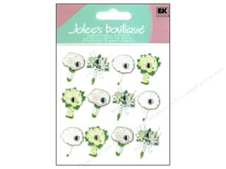 Jolee's Boutique Stickers Repeats Bouquets