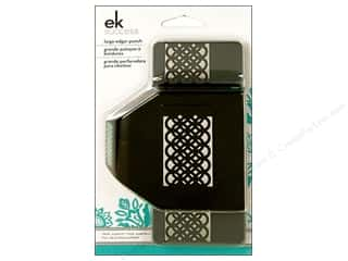 EK Paper Shapers Large Edger Punch Patterned Circles