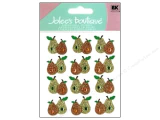 EK Success Dimensional Stickers: Jolee's Boutique Stickers Repeats Perfect Pear