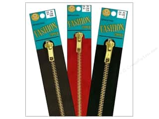 C&C Separating Fashion Brass Zipper