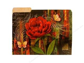 Punch Studio File Folder Twilight Bloom (10 pieces)