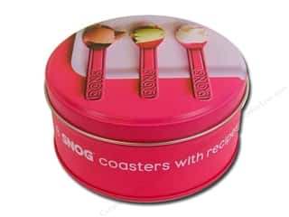 Mothers Day Gift Ideas: Snog Coasters Gift Tin
