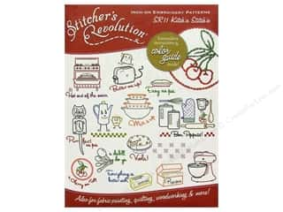 Transfers 11 in: Stitcher's Revolution Iron On Transfer Kitch'n Stitch'n