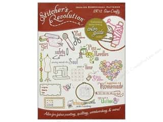 2013 Crafties - Best Adhesive: Stitcher's Revolution Iron On Transfer Sew Crafty