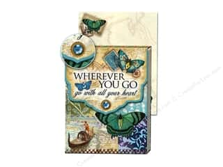 Punch Studio Pocket Note Pad Wisdom Where You Go