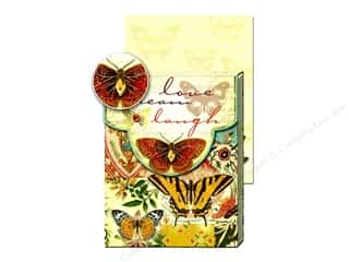 Punch Studio Pocket Note Pad Wisdom Love Dream