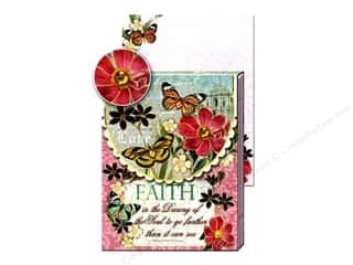 Punch Studio Pocket Note Pad Wisdom Faith