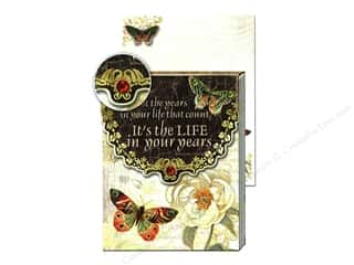 Punch Studio Pocket Note Pad Wisdom Its The Life