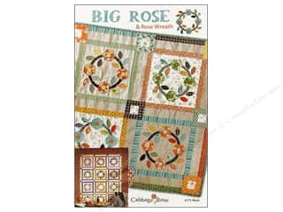 Clearance Blumenthal Favorite Findings: Big Rose Pattern