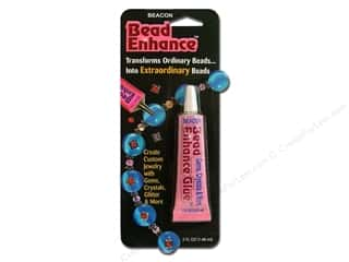 Beacon Glue Bead Enhance .5oz Carded