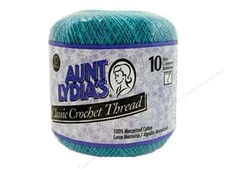 Aunt Lydia&#39;s Classic Crochet Thread Size 10 Parakeet
