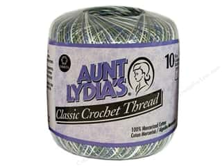 Aunt Lydia&#39;s Classic Crochet Thread Size 10 Oasis