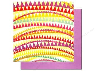 Echo Park Paper 12x12 Summer Days Banners (25 sheets)