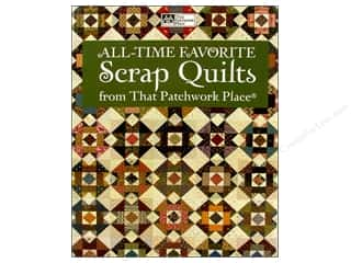 Favorite Things Clearance Patterns: That Patchwork Place All Time Favorite Scrap Quilts Book