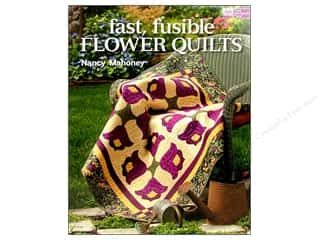 Fast Fusible Flower Quilts Book