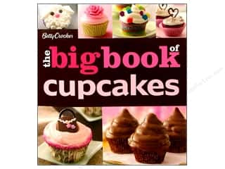 Betty Crocker The Big Book Of Cupcakes Book