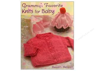 Crochet & Knit: Grammy's Favorite Knits For Baby Book