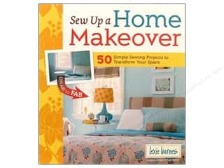Clearance: Sew Up A Home Makeover Book