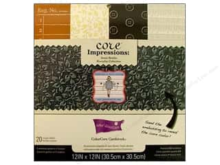 Coredinations Pack 12x12 J Bowlin Everyday 20pc