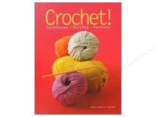 Spring Cleaning Sale: Crochet Techniques Book