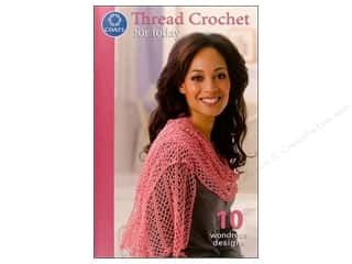 Coats & Clark Thread Crochet For Today Book