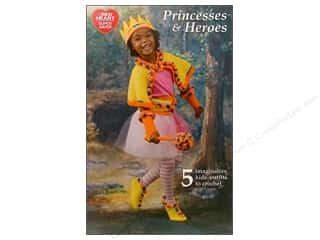 Coats & Clark Books & Patterns: Coats & Clark Princesses & Heroes Book