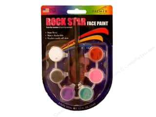 Palmer Paints Palmer Face Paint: Palmer Face Paint 6 Pot Rock Star