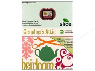 Gifts & Giftwrap Slice Design Cards: Slice Design Card Grandma's Attic