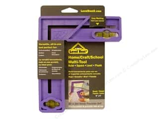 Clearance Level Best Multi Tool: Level Best Multi Tool 6x6 Violet