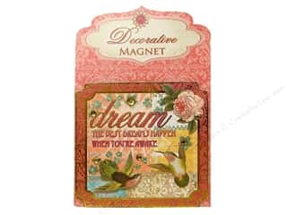 Gifts Punch Studio Journal: Punch Studio Decorative Magnet Dream