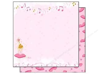 Best Creation Paper 12x12 Ballet P Love To Dance (25 sheets)