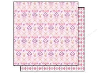 Best Creation Printed Cardstock: Best Creation 12 x 12 in. Paper Ballet Princess Collection B Princess (25 sheets)