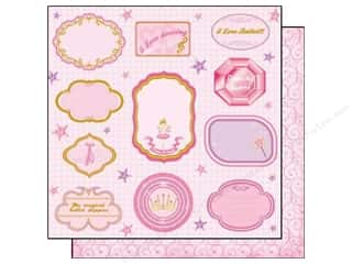 Best Creation Paper 12x12 Ballet P Ballet Love (25 sheets)