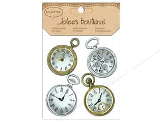 Watches: Jolee's Boutique Stickers Parcel Vintage Pocket Watches