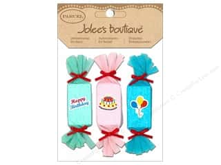 Party Favors: Jolee's Boutique Stickers Parcel Old Fashion Party Favor