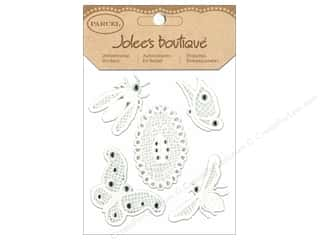 Jolee's Boutique Stickers Parcel Embroidered Bugs