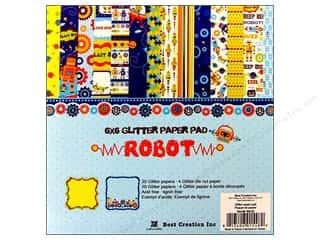 Best Creation Paper Pad 6x6 Robot