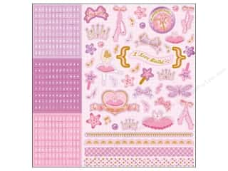 Best Creation Sticker Combo Ballet Princess