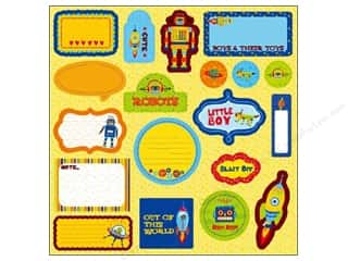 Best Creation Expression Chipboard 19 pc. Robot