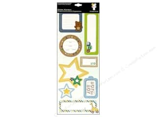 Imaginisce Stickers Little Cutie Stacker Baby Babble