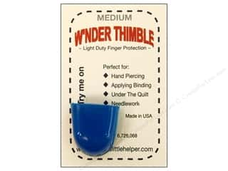 Quilters Little Helper Thimble W'nder Medium