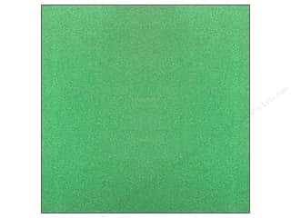 Sparkle Sale American Crafts Glitter Paper: American Crafts 12 x 12 in. Paper Pow Glitter Solid Evergreen (15 sheets)
