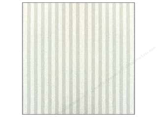 Sparkle Sale American Crafts Glitter Paper: American Crafts 12 x 12 in. Paper Pow Glitter Stripe Silver (20 sheets)